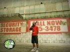 Футболка Бабайка for GTA San Andreas rear-left view
