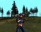 Первый Мститель 2015 for GTA San Andreas top view
