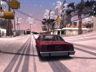 Winter ENB version (Low PC) для GTA San Andreas вид слева