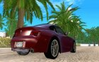 BMW Z4 - Stock for GTA San Andreas top view