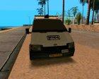 Ford Transit Security для GTA San Andreas вид слева