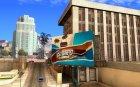 San Andreas Billboards v1.3 для GTA San Andreas вид сверху