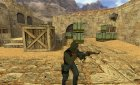 SAS in S.T.A.L.K.E.R. style for Counter-Strike 1.6 left view