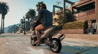 Gilera Runner BETA for GTA 5 left view