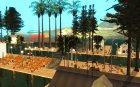 Happy Island 1.0 для GTA San Andreas вид слева