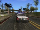 (WPD) Weathersfield Police Crown Victoria for GTA San Andreas inside view