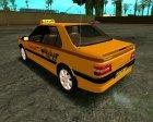 Peugeot 405 Slx Taxi для GTA San Andreas вид сверху