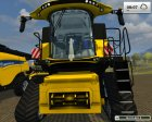 New Holland CR 1090 v1.0 для Farming Simulator 2013 вид сзади слева