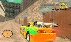 Toyota Supra v1.4 для GTA 3 вид сзади слева