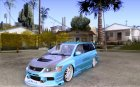 Mitsubishi Lancer Evolution IX Wagon MR Drift Spec