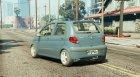 Daewoo Matiz for GTA 5 left view