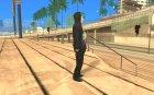New Raper для GTA San Andreas вид сверху