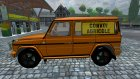 Mercedes-Benz G500 v 2.0 for Farming Simulator 2013 left view