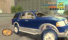 Ford Explorer for GTA 3 top view