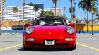 Porsche 911 (964) Targa 1.0 for GTA 5 back view