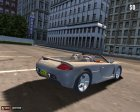 Porsche Carrera GT for Mafia: The City of Lost Heaven rear-left view