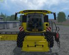New Holland CR9.90 Yellow