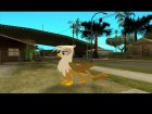 Gilda (My Little Pony) for GTA San Andreas left view