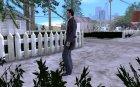 Max Payne in SA for GTA San Andreas left view