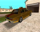 Peykan Taxi для GTA San Andreas вид сверху