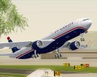 Airbus A330-300 US Airways for GTA San Andreas