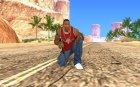 Cuntgun HD для GTA San Andreas вид сверху