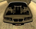 BMW M5 E34 Stance for GTA San Andreas inside view