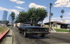 OldsMobile Delta 88 1973 for GTA 5 left view