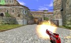 Red Deagle для Counter-Strike 1.6 вид слева