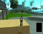 Skateboarding Park (HD Textures) for GTA San Andreas inside view