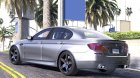 2012 BMW M5 F10 1.0 for GTA 5 left view