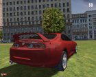 Toyota Supra 1997 for Mafia: The City of Lost Heaven top view