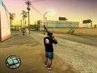Футболка Dimmka223 for GTA San Andreas left view