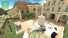 de_rush for Counter-Strike Source rear-left view