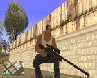 Пак оружия GTA 5 v2 for GTA San Andreas