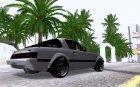 Mazda RX-7 FB Race для GTA San Andreas вид сзади слева