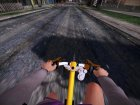First-Person v3.0 Fixed для GTA San Andreas вид справа