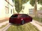Opel Insignia Wagon for GTA San Andreas rear-left view