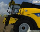 New Holland CR 1090 v1.0 для Farming Simulator 2013 вид сверху