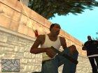 Пистолет с глушителем из GTA 4 для GTA San Andreas вид слева