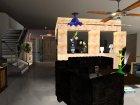 Дом СиДжея 2.0 for GTA San Andreas rear-left view