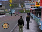 Gangs of Liberty for GTA 3 top view