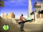 Новый Minigun HD для GTA San Andreas вид изнутри