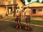 GTA V Online DLC Female 2 для GTA San Andreas вид сверху