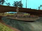 Пак водного трансрорта из других игр v.1 от Vone для GTA San Andreas вид изнутри