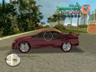 Nissan Skyline R33 GT-R v1.2 for GTA Vice City left view