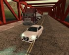 Новые бизнес машины для GTA San Andreas вид сзади слева