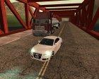 Новые бизнес машины for GTA San Andreas rear-left view