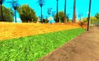 Текстуры баскетбольной площадки для GTA San Andreas вид сверху