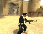 Mafia Hitman for Leet для Counter-Strike Source вид слева